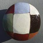Bouton de tiroir motif8