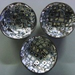 Petits bols ''Shiro Ao'' ø 10,5 : h 5