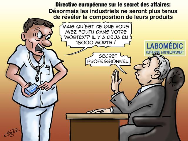 SecretAffaires