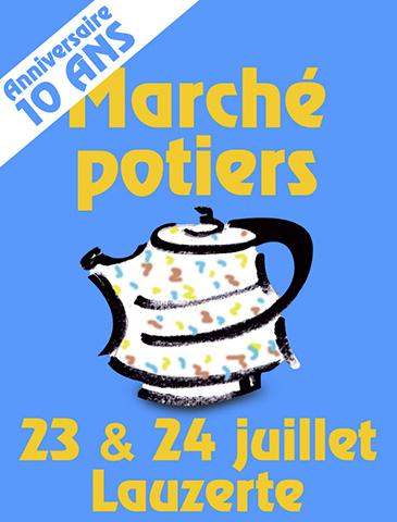 MarchéLauzerte