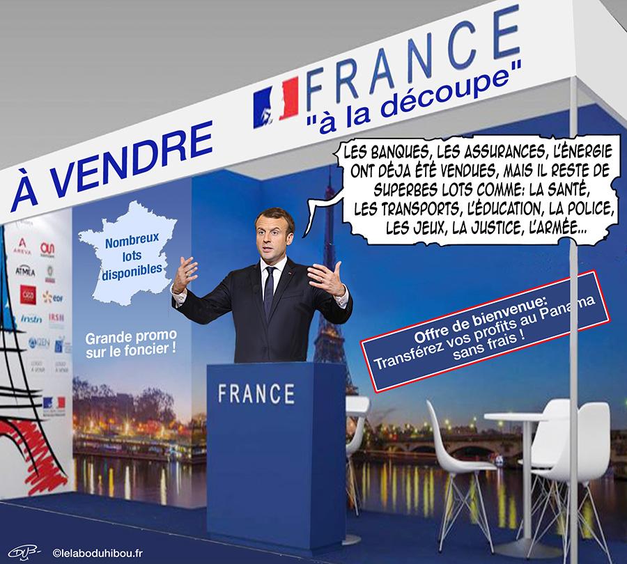 FranceDécoup